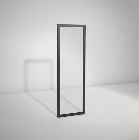 Verrière standard à vitrage fixe – 1 panneau (H 115 cm x L 36 cm)